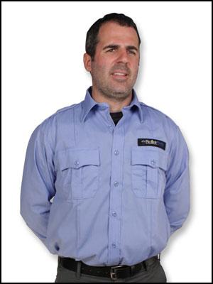 concealable bulletproof vest